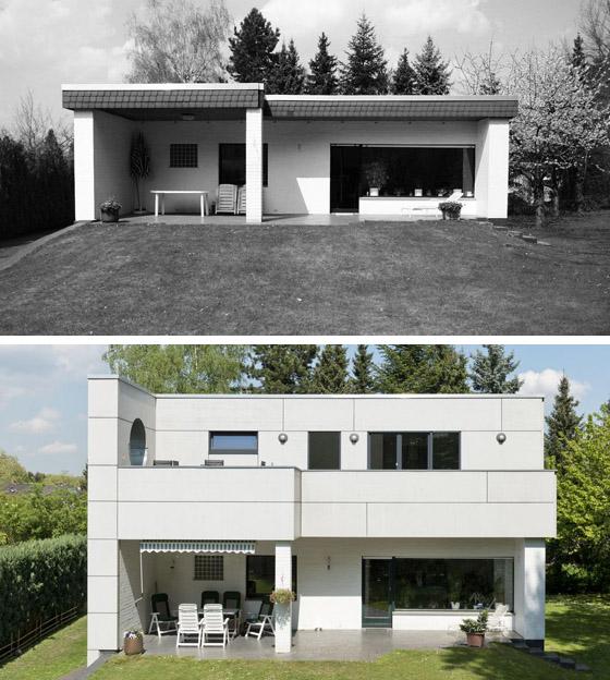 Haus Aufstocken: Haus Aufstocken. Interesting Aufstockung Um Und Zubau With