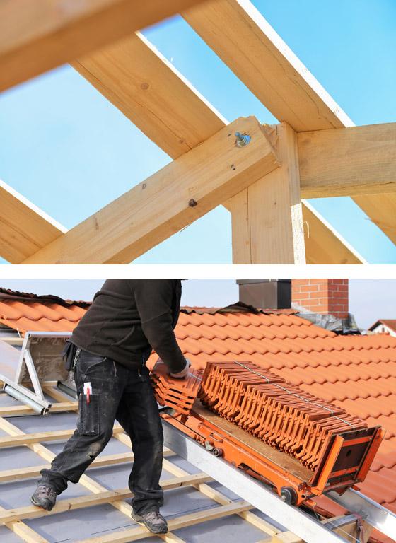 Dachsanierung Hammer Hausbau